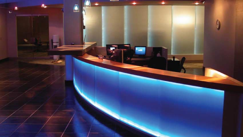Koffiebar archieven 123 interieurbouw op maat for Led verlichting interieur