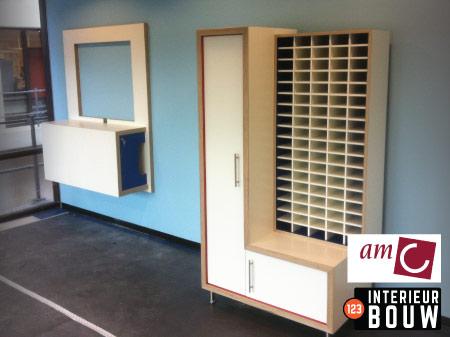AMC-Ziekenhuis-Interieur-Bouw-Kast-Wand-Op-maat
