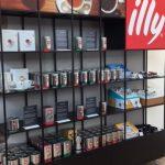 wandkast op maat illy koffie