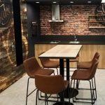 Bar keuken evenement beurs