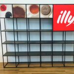 Illy kast interieurbouw beurs